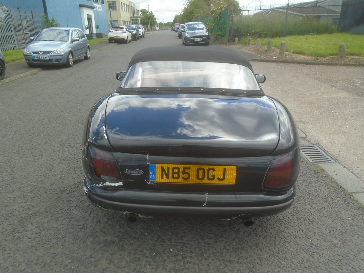 1995 TVR CHIMAERA V8 4LTR SALVAGE CAT N For Sale (picture 3 of 6)