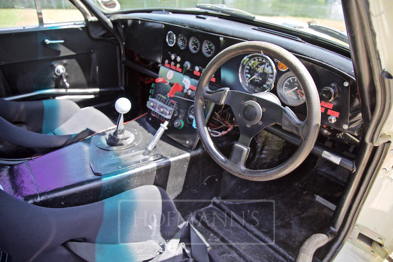 1965 TVR Griffith 200 MSA HOMOLOGATED For Sale (picture 3 of 6)