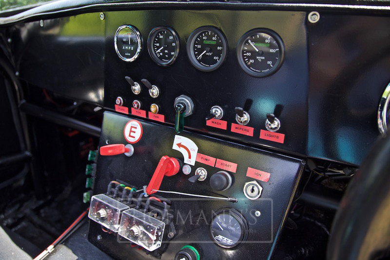 1965 TVR Griffith 200 MSA HOMOLOGATED For Sale (picture 5 of 6)