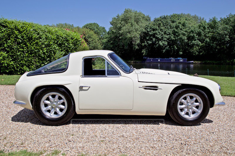 1965 TVR Griffith 200 MSA HOMOLOGATED For Sale (picture 6 of 6)