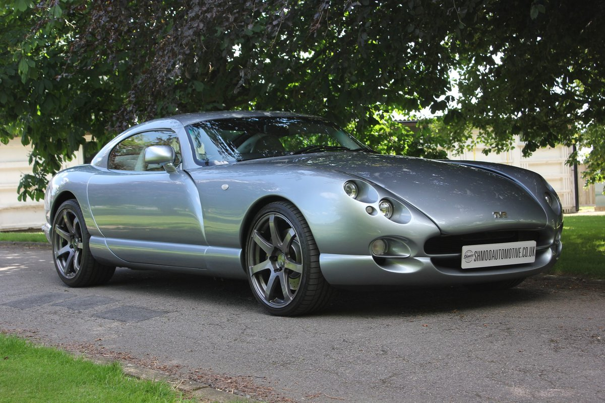 2002 TVR Cerbera 4.5 - Runs as well as it looks.  Videos etc For Sale (picture 1 of 6)