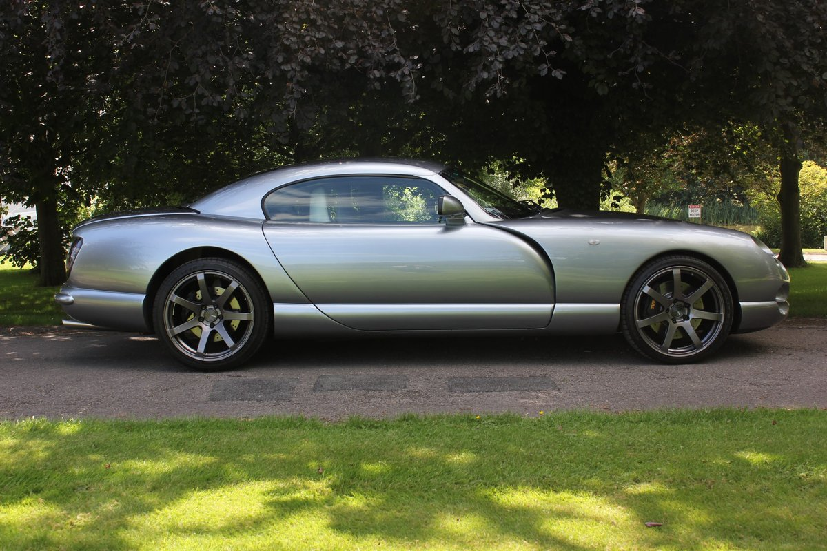 2002 TVR Cerbera 4.5 - Runs as well as it looks.  Videos etc For Sale (picture 2 of 6)