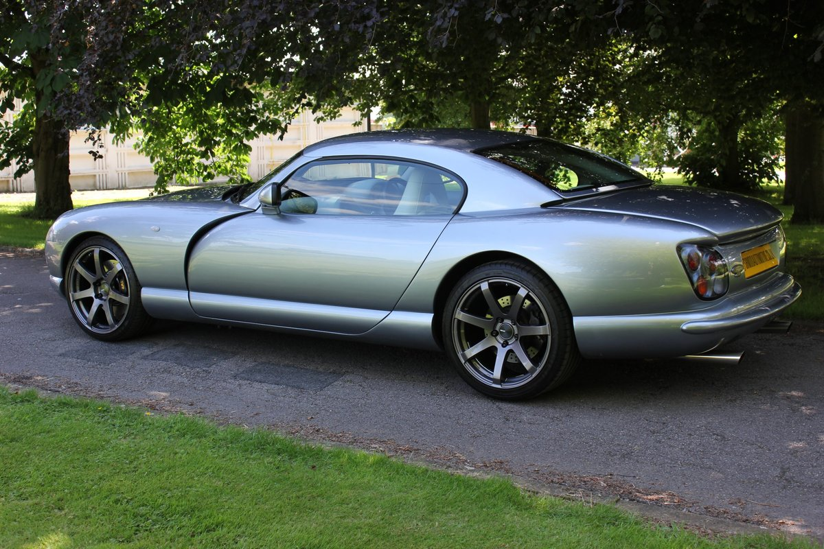 2002 TVR Cerbera 4.5 - Runs as well as it looks.  Videos etc For Sale (picture 3 of 6)