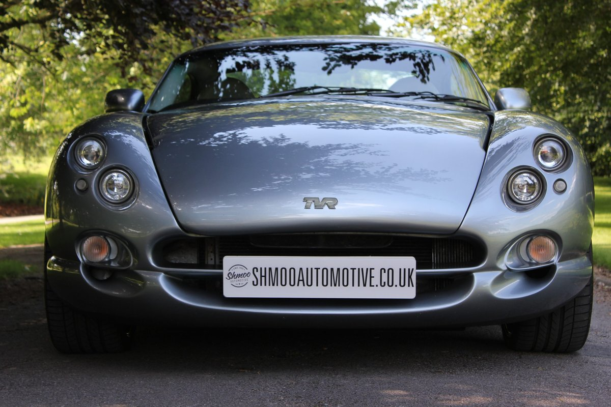 2002 TVR Cerbera 4.5 - Runs as well as it looks.  Videos etc For Sale (picture 4 of 6)