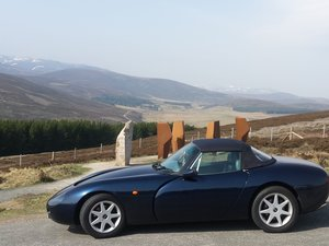 1994 TVR Griffith 500 For Sale