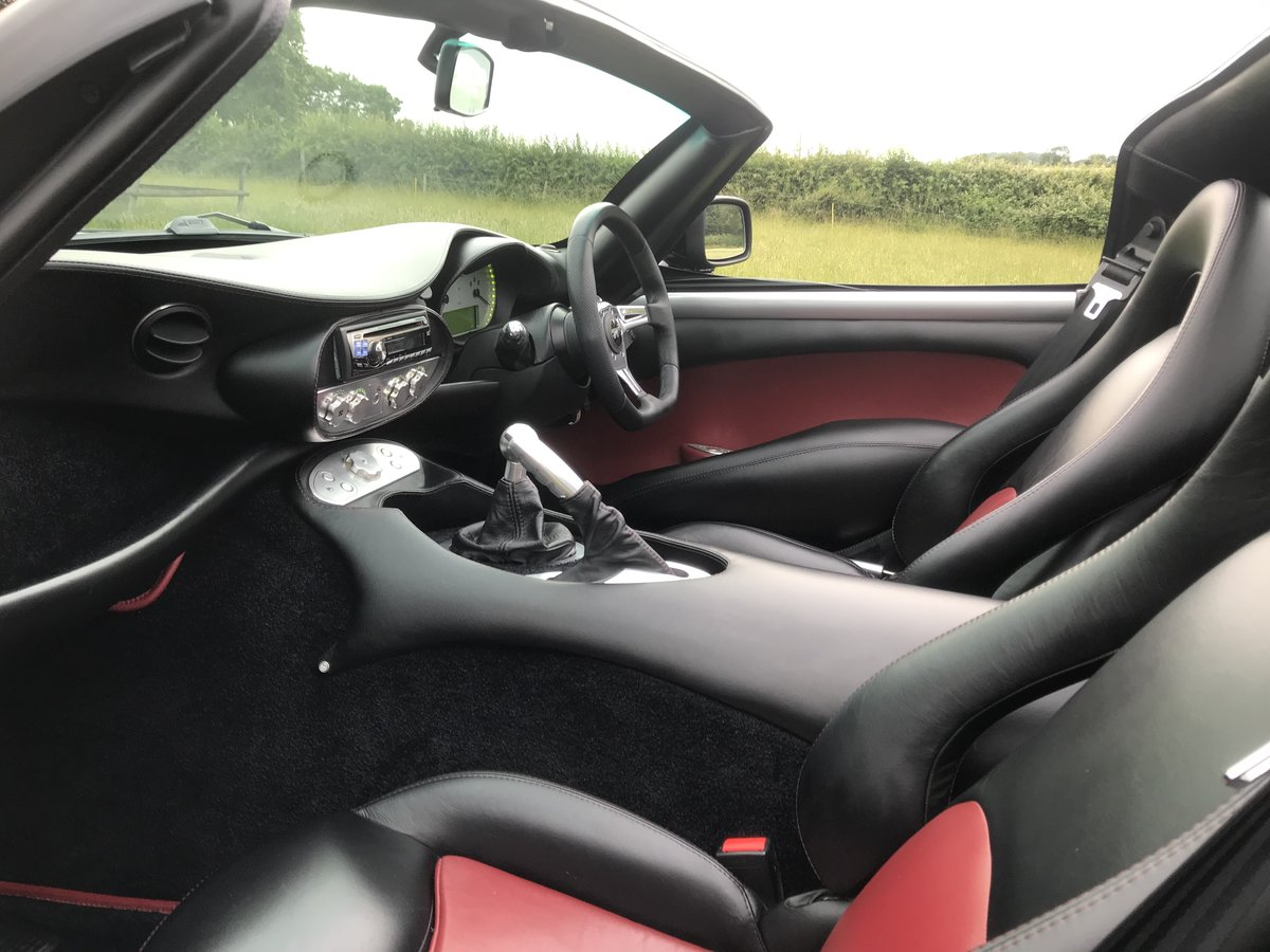 2007 MK3 TVR Tuscan S - Wavey Factory Dash - Outstanding  SOLD (picture 4 of 6)