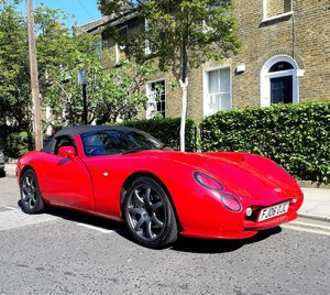 2006 TVR Tuscan Mk 3 - Barons Tuesday 16th July For Sale by Auction