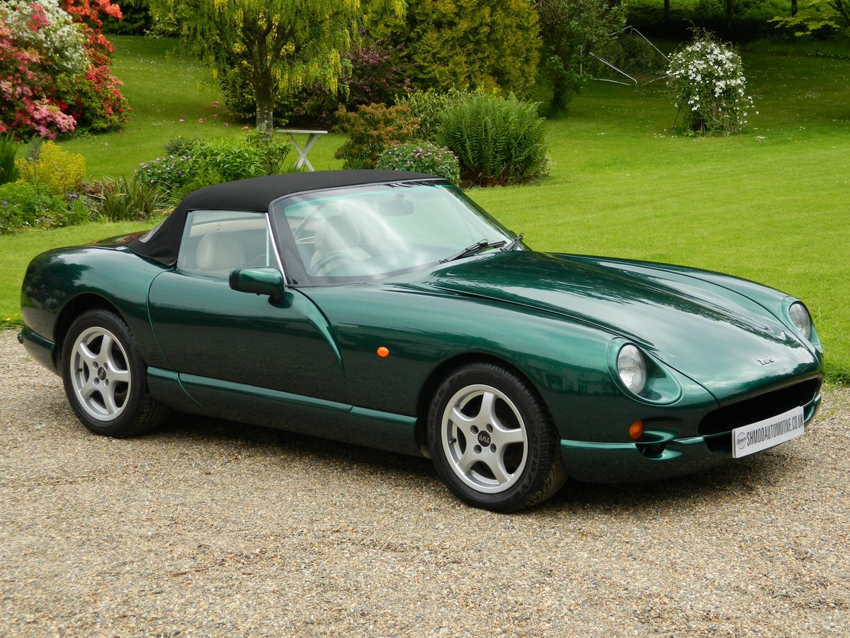TVR Chimaera 400 PAS - With very rare - Air Con - 1997/P For Sale (picture 1 of 6)
