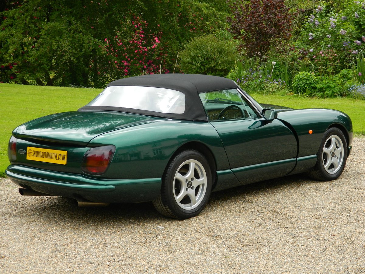 TVR Chimaera 400 PAS - With very rare - Air Con - 1997/P For Sale (picture 4 of 6)