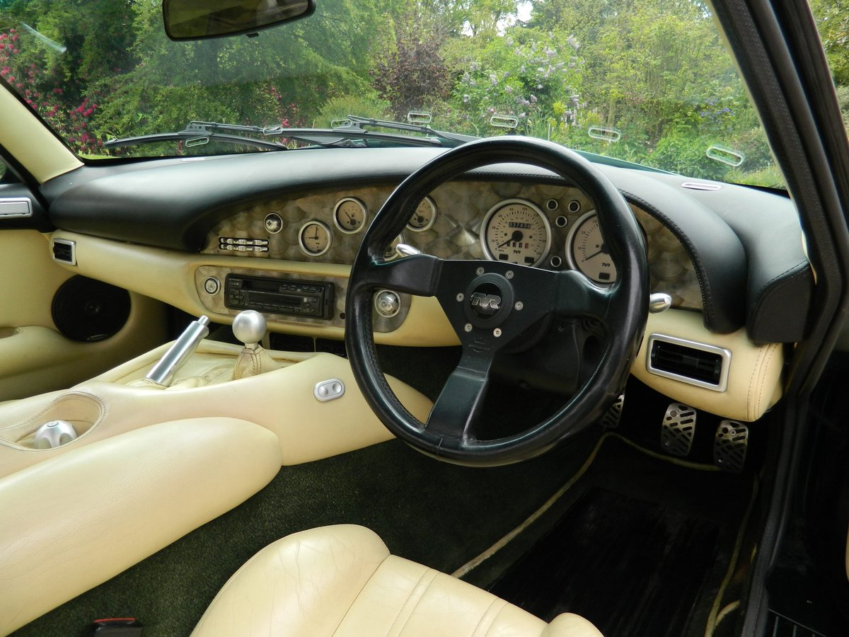 TVR Chimaera 400 PAS - With very rare - Air Con - 1997/P For Sale (picture 5 of 6)
