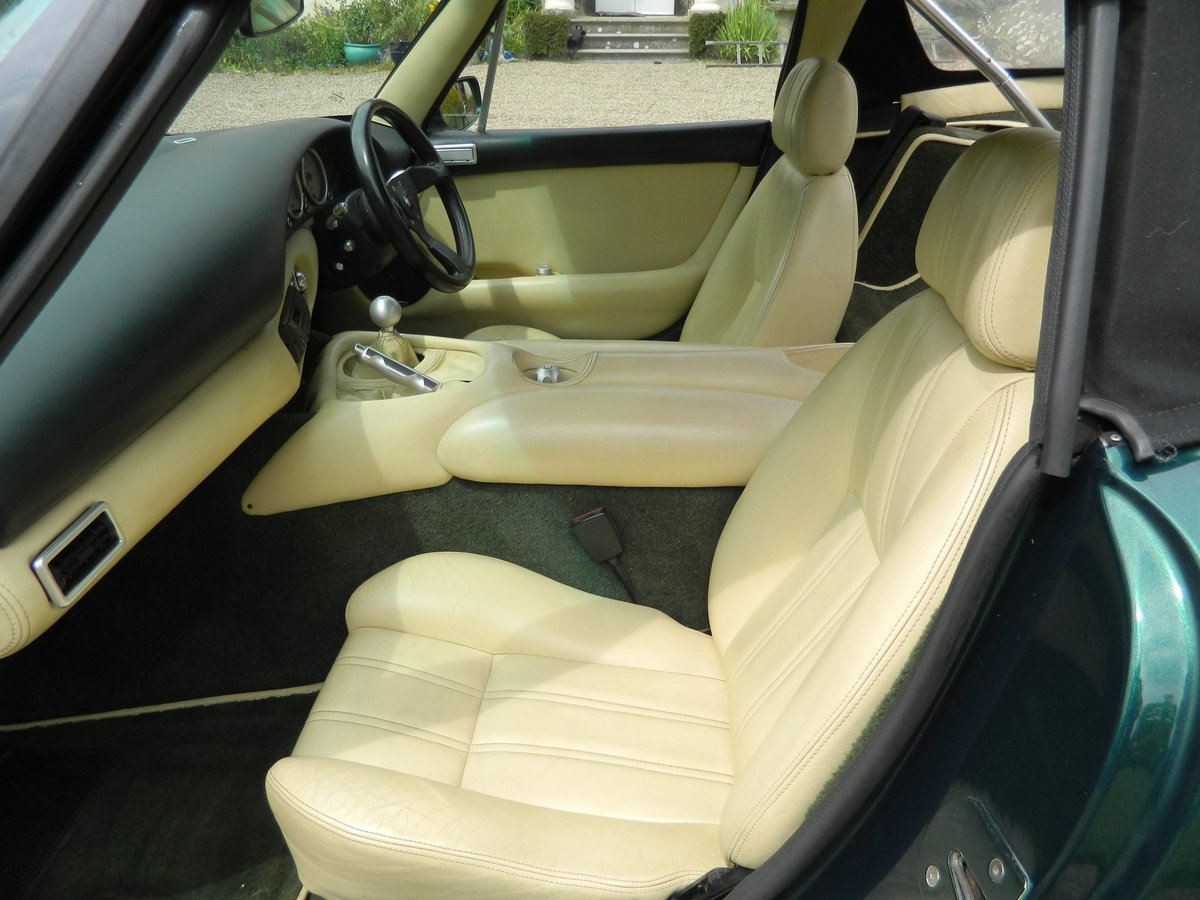 TVR Chimaera 400 PAS - With very rare - Air Con - 1997/P For Sale (picture 6 of 6)