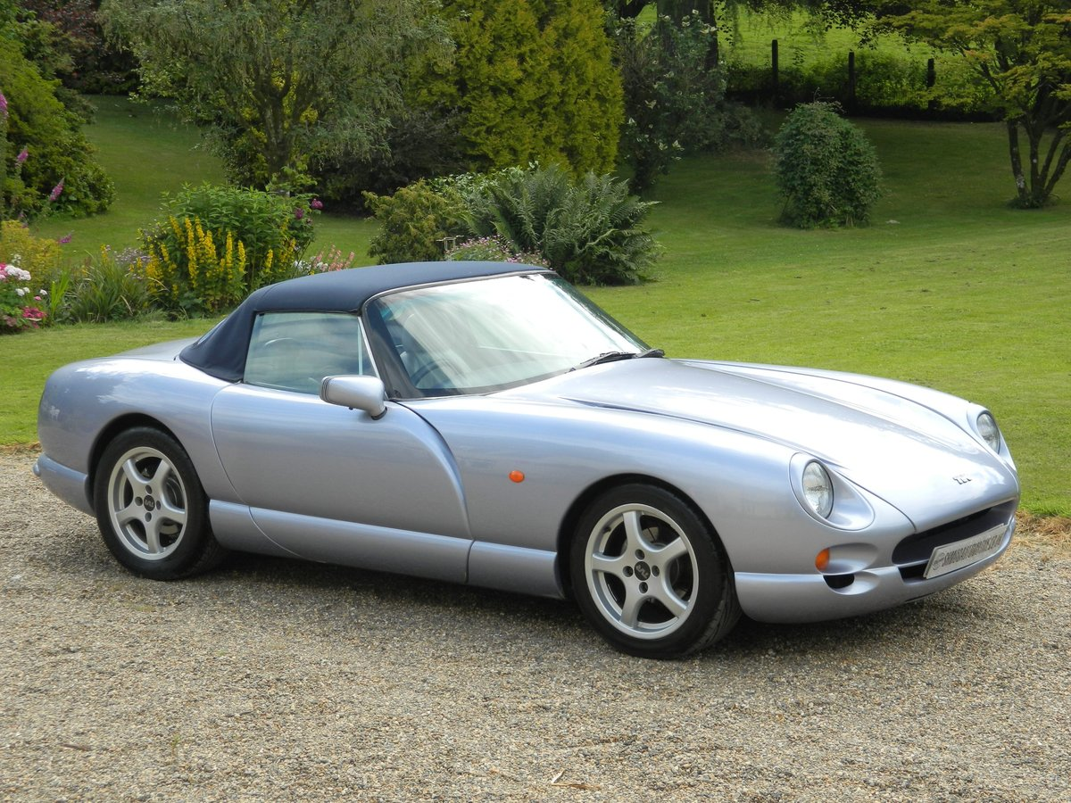 2000 'V' TVR Chimaera 400 PAS - New Cam, Body-off refurb For Sale (picture 1 of 6)