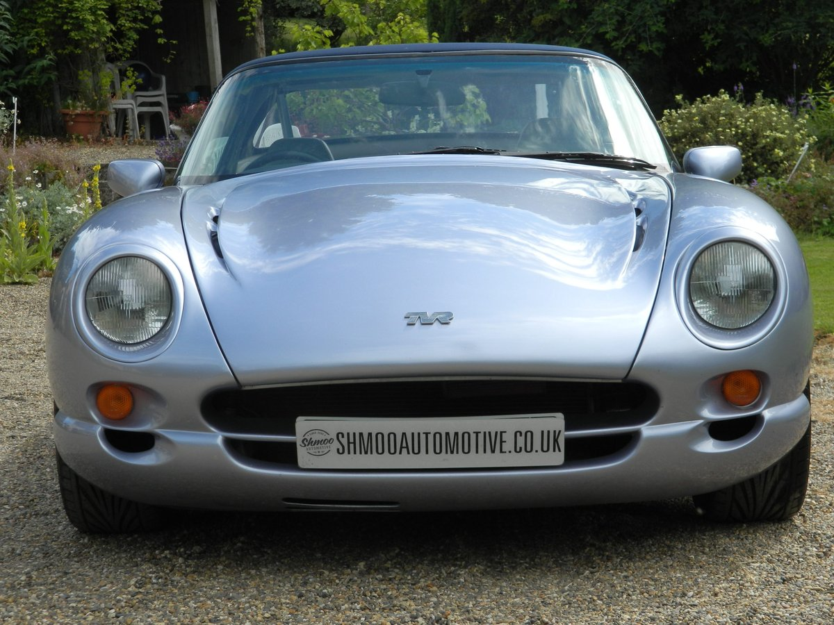 2000 'V' TVR Chimaera 400 PAS - New Cam, Body-off refurb For Sale (picture 2 of 6)