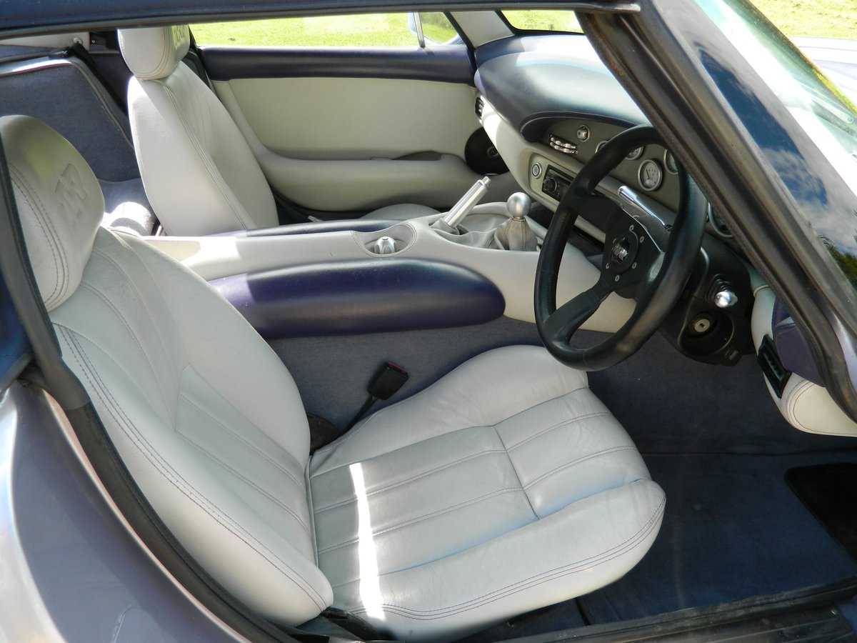 2000 'V' TVR Chimaera 400 PAS New Cam, Body-off refurb SOLD For Sale (picture 6 of 6)
