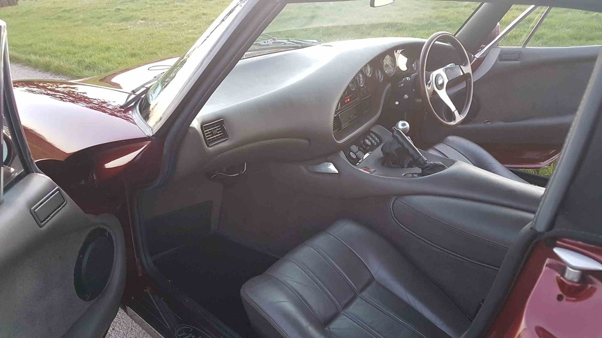 Fantastic TVR 4.3 Precat Griffith 1992 For Sale (picture 6 of 6)