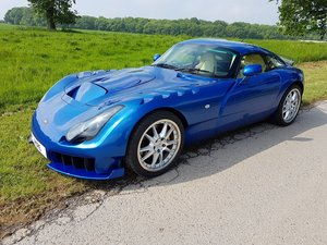 2005 Reduced - Sagaris GTS Blue Pearlescent Full Hide – Beautiful For Sale