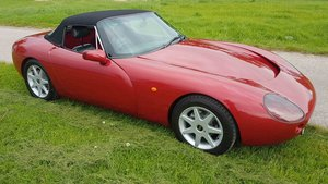 1996 TVR Griffith 500 (John Eales Engine Rebuild!)