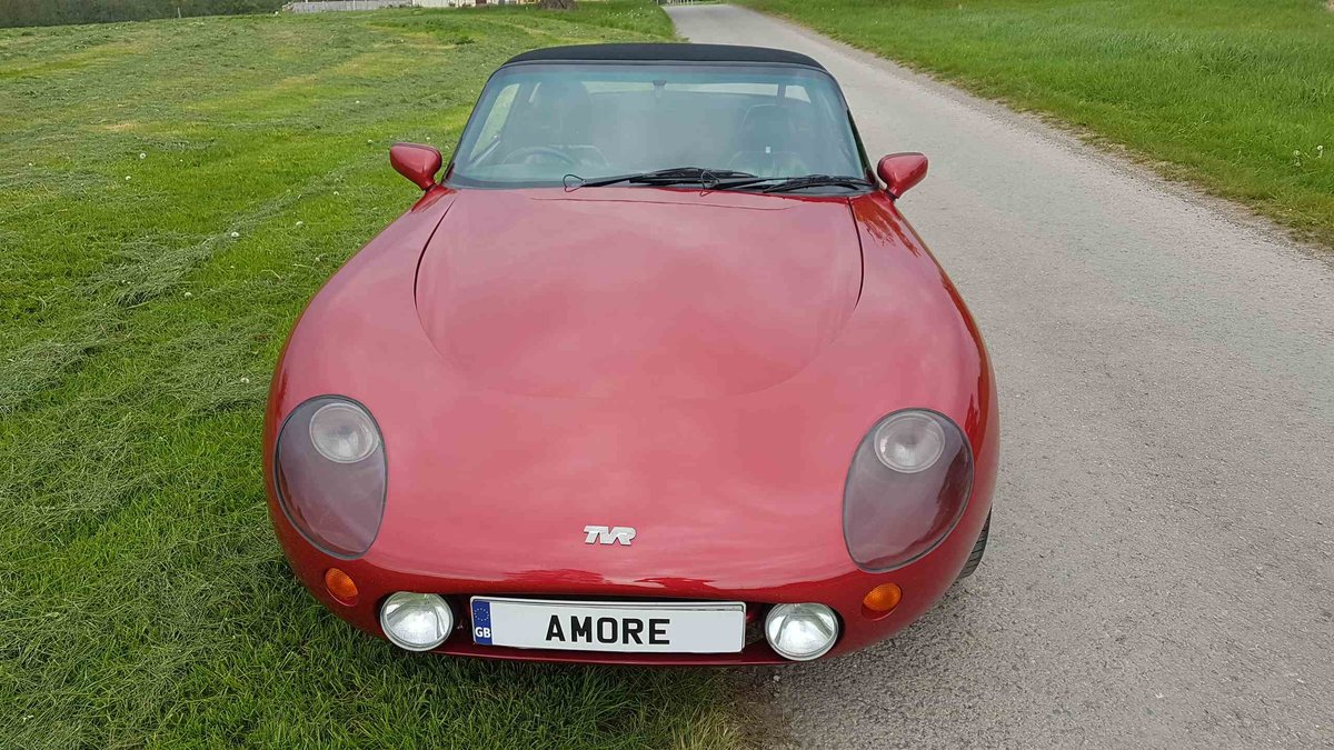 1996 TVR Griffith 500 (John Eales Engine Rebuild!) For Sale (picture 2 of 6)