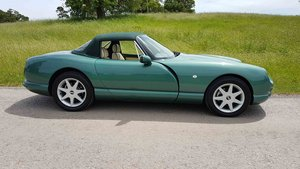 1999 Sold - ONLY 23k Miles!  TVR Chimaera 450 MK2.5  SOLD