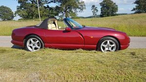 Special! Beautifully Original 27k mile TVR 4.5 Chimaera