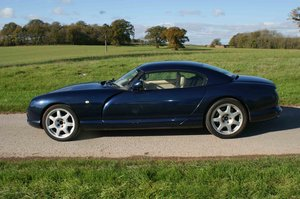 1996 TVR Cerbera 4.2 in Pearl Blue ! Recent Full 12k For Sale