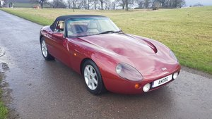 1995 TVR Griffith 500 Ruby Red, Powers overhaul, Nitrons, SOLD