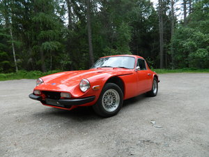 1975 Excellent  TVR 3000M (LHD) for sale