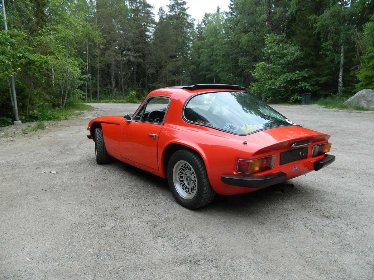 Excellent 1975 TVR 3000M (LHD) for sale For Sale (picture 2 of 6)