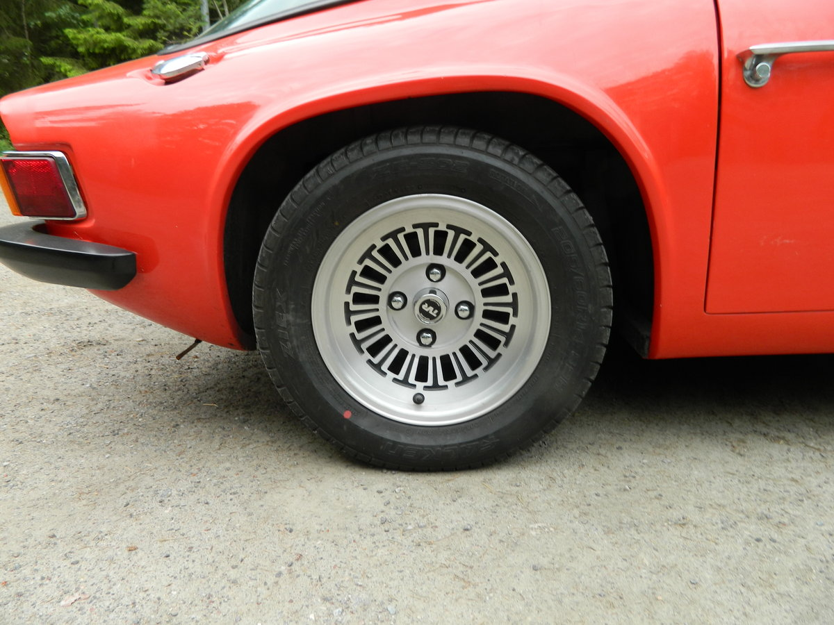 Excellent 1975 TVR 3000M (LHD) for sale For Sale (picture 4 of 6)