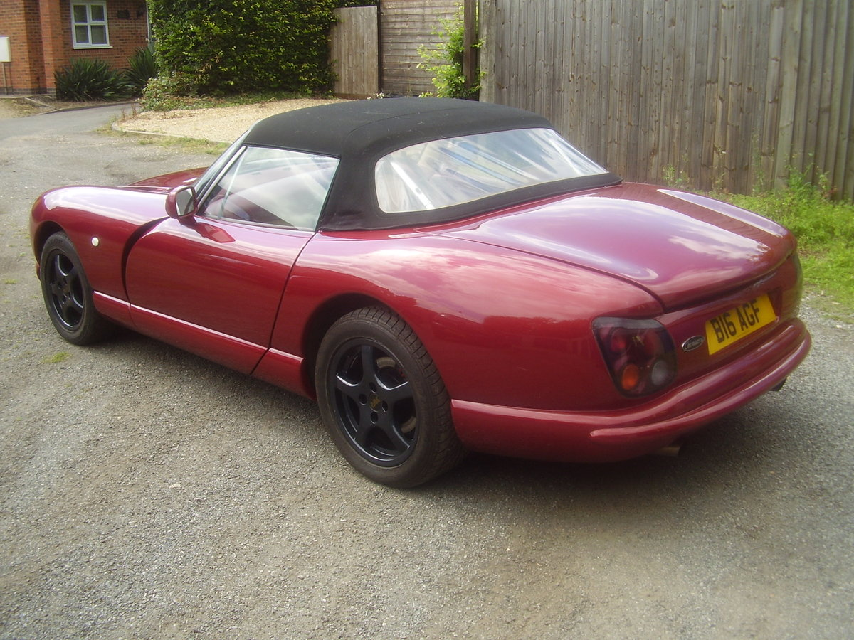 TVR Chimaera 400, 1999, 33500 miles. For Sale (picture 3 of 6)