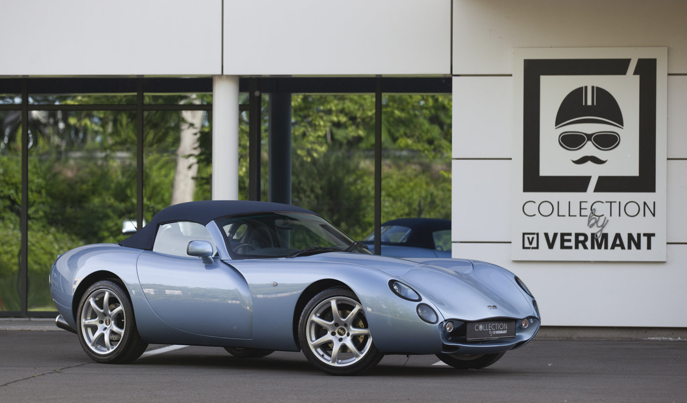 2006 TVR Tuscan full convertibl -8000Km- NEW CONDITION! For Sale (picture 1 of 6)