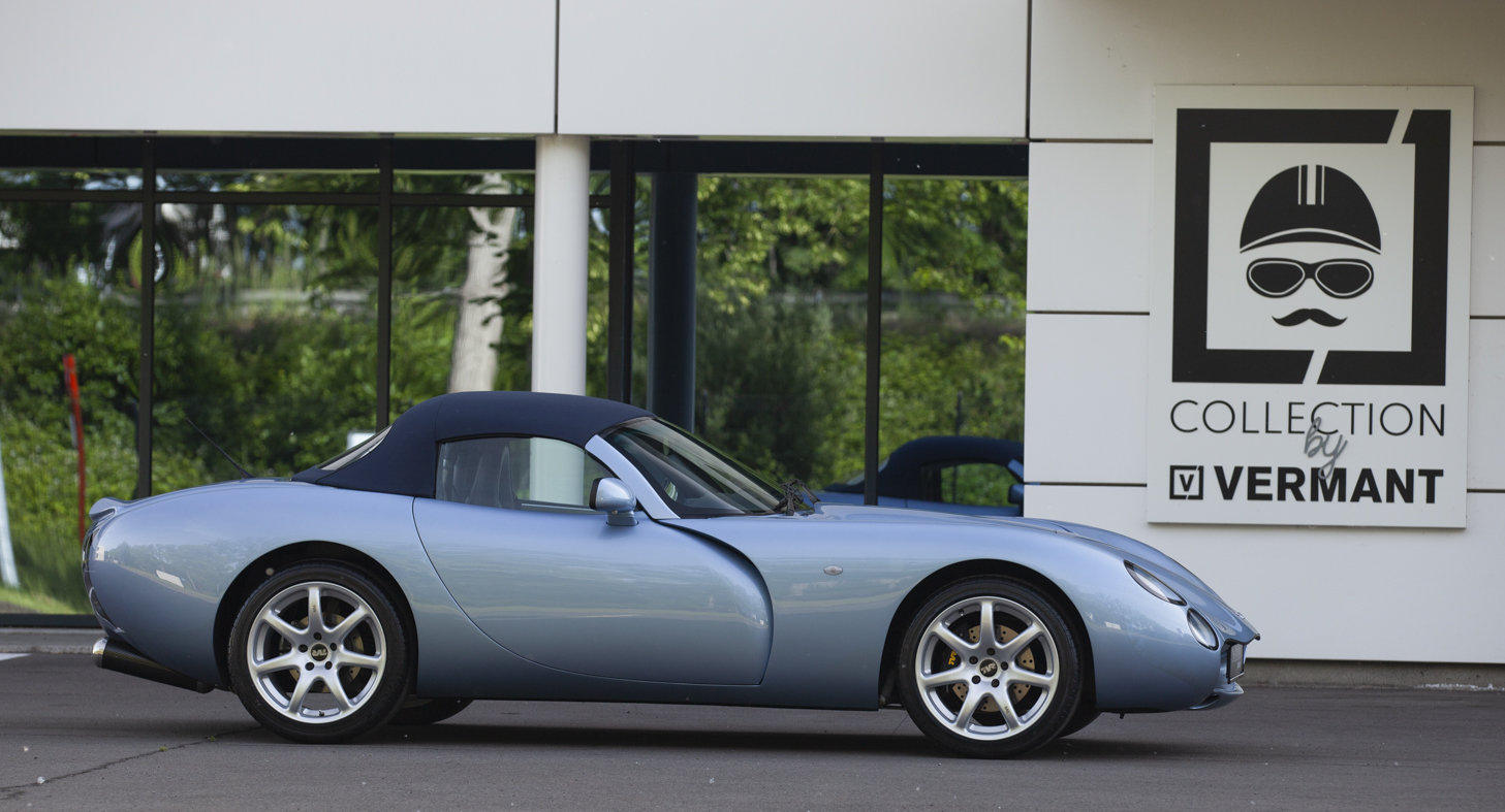 2006 TVR Tuscan full convertibl -8000Km- NEW CONDITION! For Sale (picture 2 of 6)