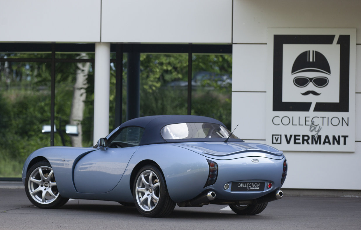 2006 TVR Tuscan full convertibl -8000Km- NEW CONDITION! For Sale (picture 3 of 6)