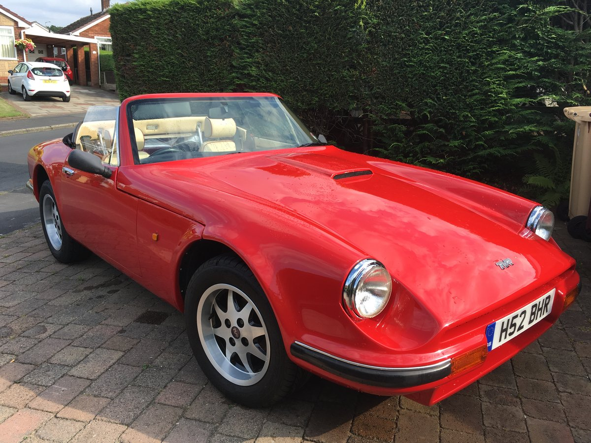 TVR S3 - 1991 Fantastic Example For Sale (picture 1 of 6)