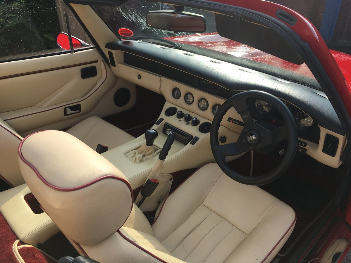 TVR S3 - 1991 Fantastic Example For Sale (picture 4 of 6)