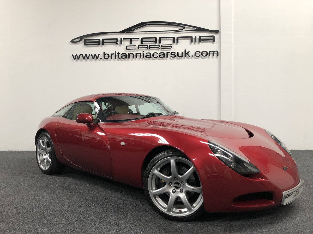 2003 TVR T350 BEAUTIFUL EXAMPLE THROUGHOUT For Sale (picture 1 of 6)