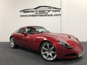TVR T350 BEAUTIFUL EXAMPLE THROUGHOUT