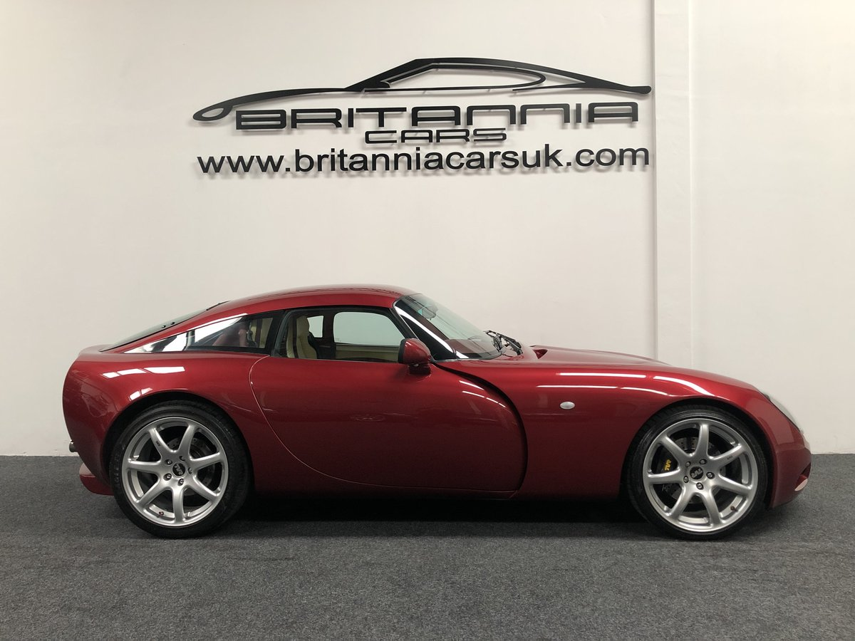 2003 TVR T350 BEAUTIFUL EXAMPLE THROUGHOUT For Sale (picture 2 of 6)