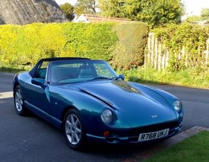 1998 TVR Chimaera Rare 5 litre convertible For Sale