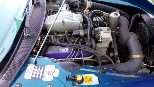 1998 TVR Chimaera Rare 5 litre convertible For Sale (picture 5 of 6)
