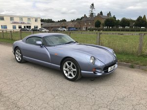 1997 Stunning Samoa Blue Cerbera 4.2 V8 Low Mileage For Sale