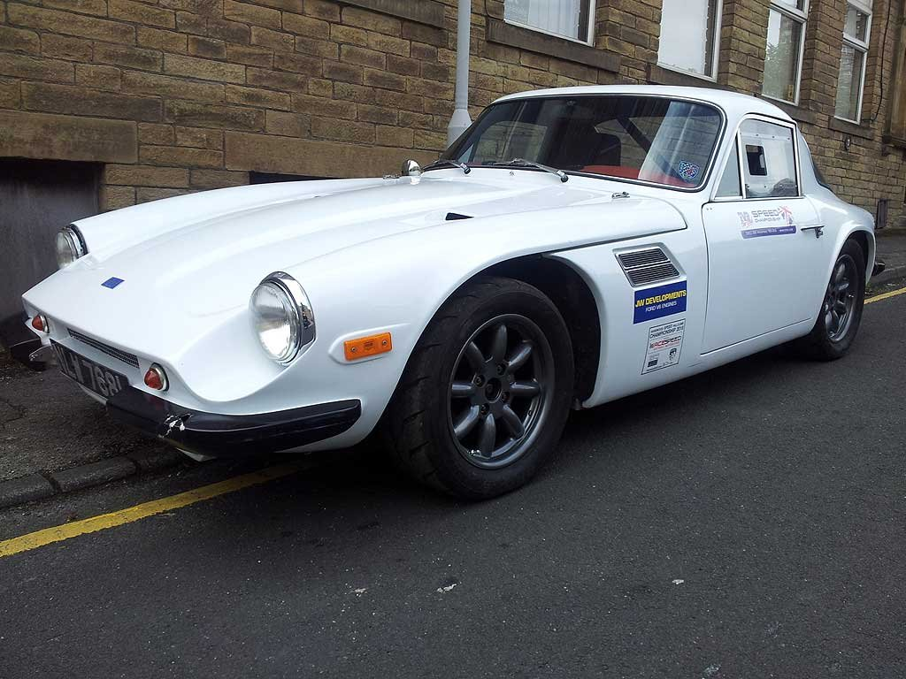 November 1972 TVR 1600M Sprint Car 1.7 For Sale (picture 1 of 6)