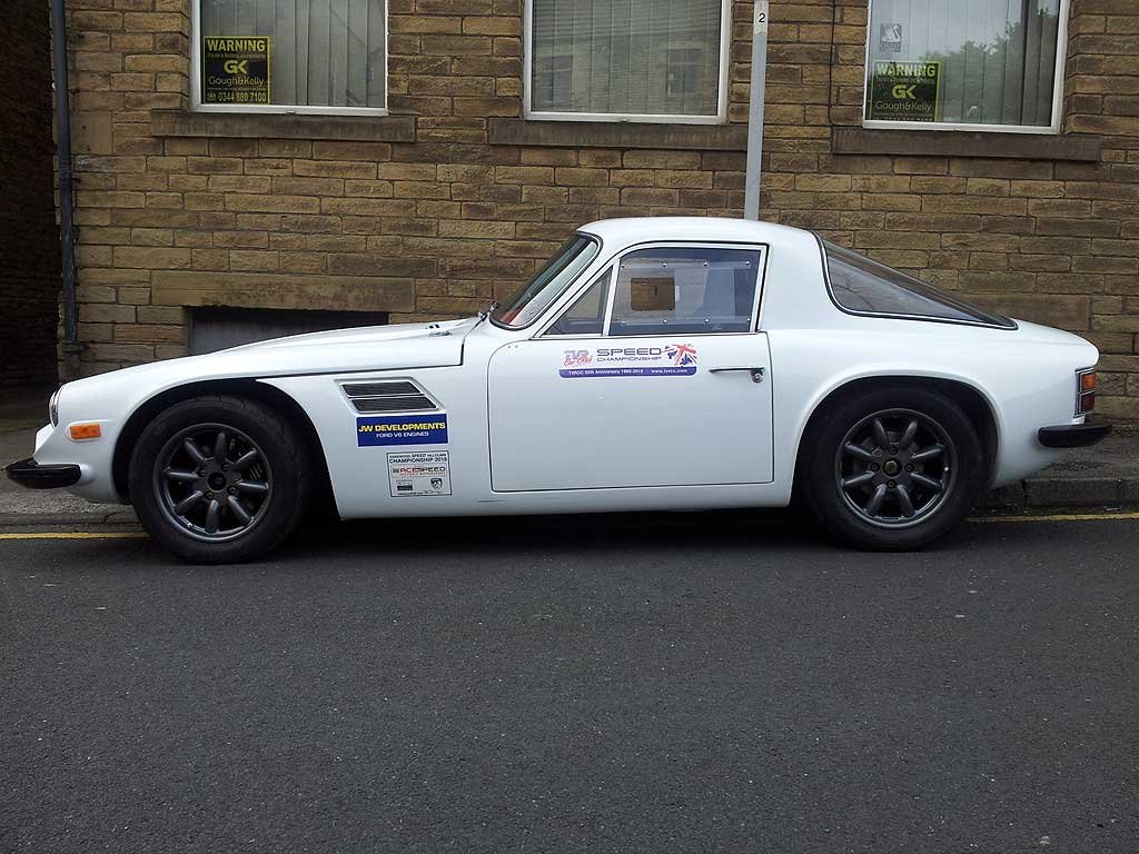 November 1972 TVR 1600M Sprint Car 1.7 For Sale (picture 6 of 6)