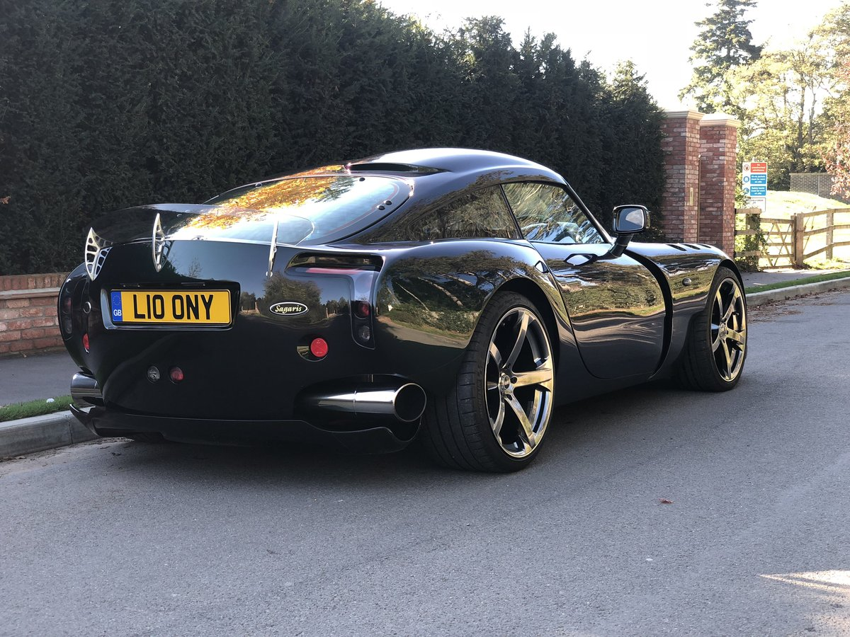 2005 Immaculate TVR Sagaris 4.3 extensive upgrades  For Sale (picture 2 of 6)