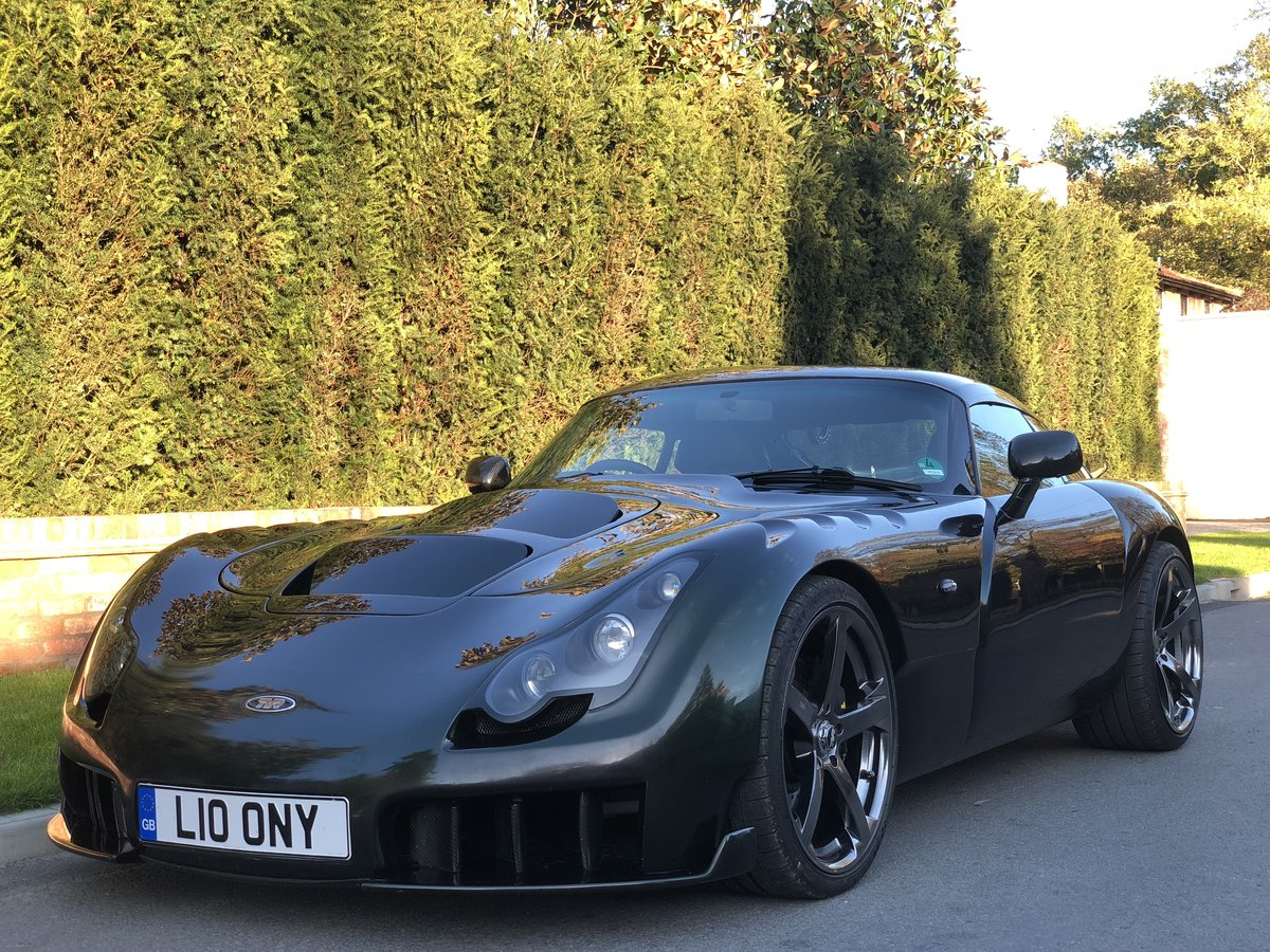 2005 Immaculate TVR Sagaris 4.3 extensive upgrades  For Sale (picture 3 of 6)