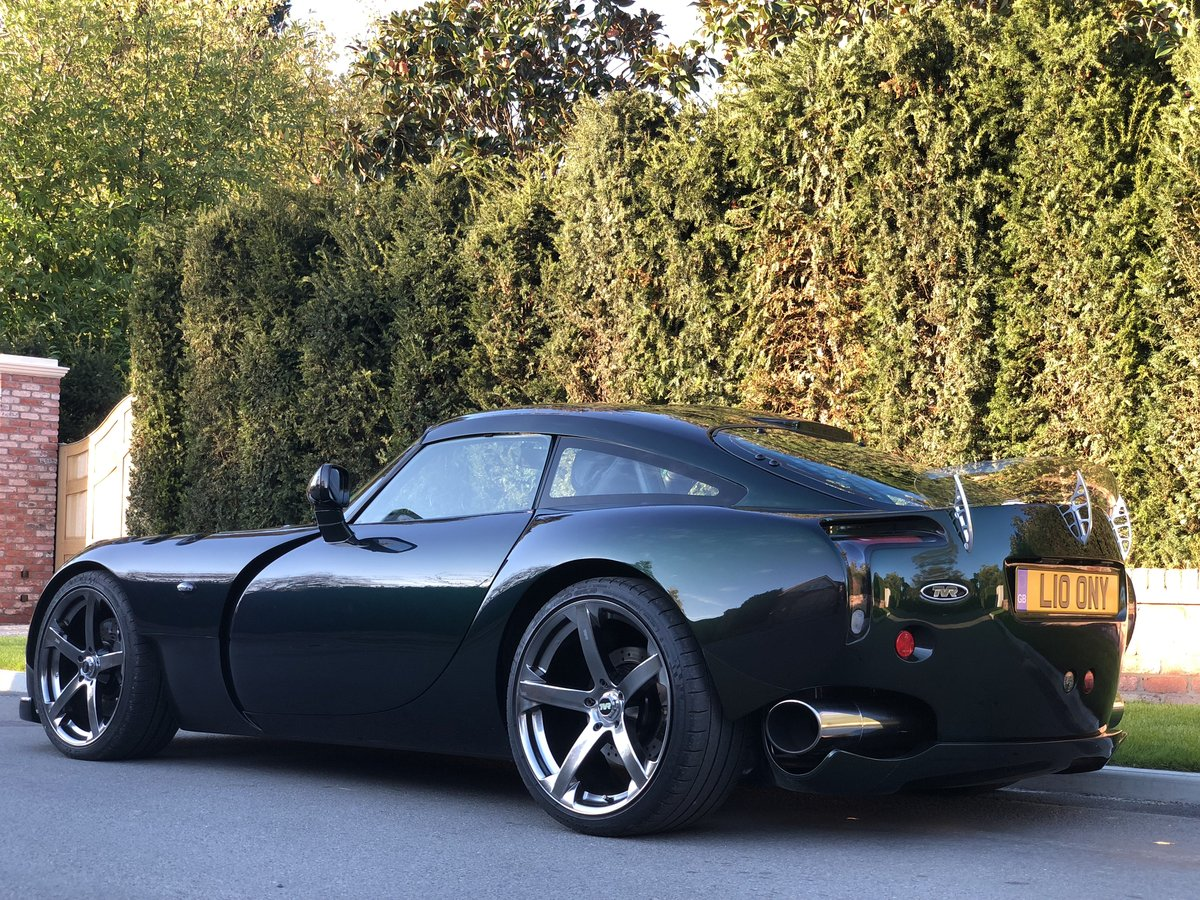 2005 Immaculate TVR Sagaris 4.3 extensive upgrades  For Sale (picture 4 of 6)