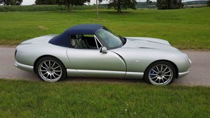 Immaculate! TVR 500 Chimaera L800TVR plate included.