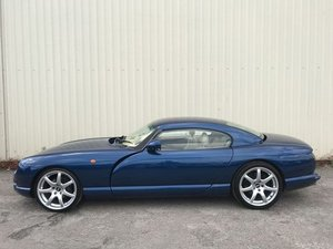 1999 TVR Cerbera 4.0 T registered