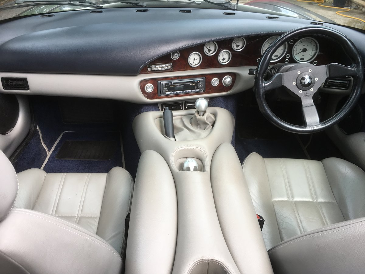 1999 TVR Chimaera 450, Low miles, Exc cond & Price drop For Sale (picture 4 of 6)