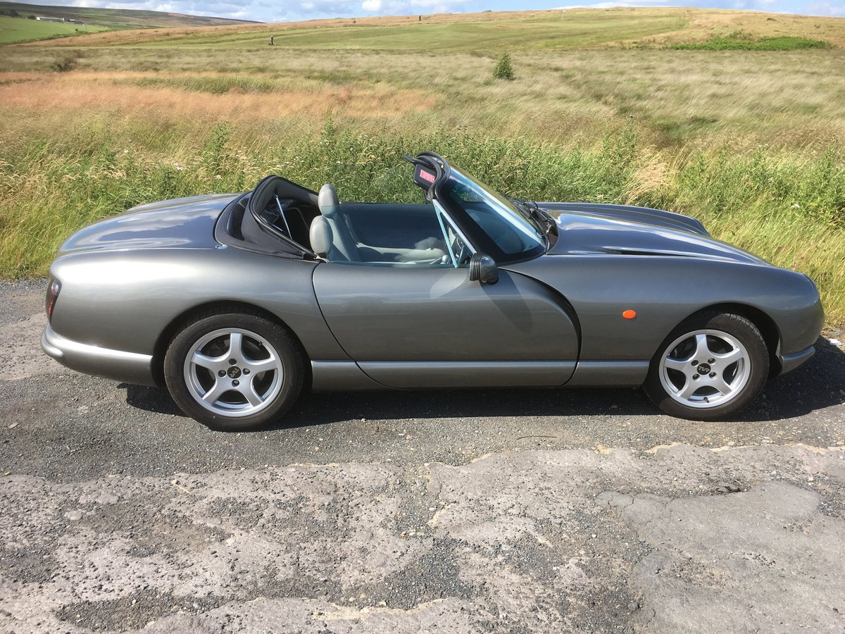 1999 TVR Chimaera 450, Low miles, Exc cond For Sale (picture 5 of 5)